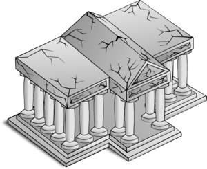 Ruin clipart #14, Download drawings