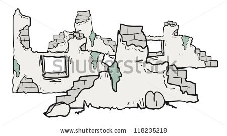 Ruin clipart #6, Download drawings
