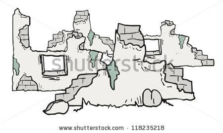 Ruin clipart #6, Download drawings
