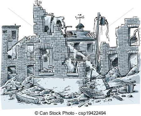 Ruin clipart #2, Download drawings