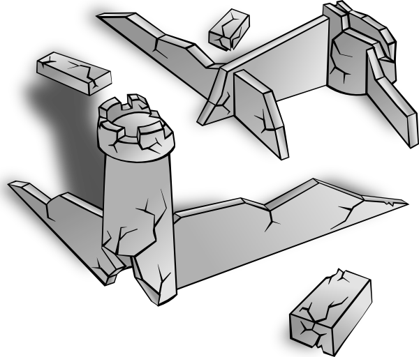 Ruin clipart #18, Download drawings