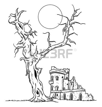 Ruin clipart #3, Download drawings