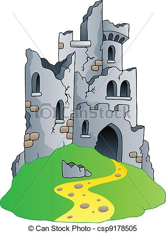 Ruin clipart #16, Download drawings