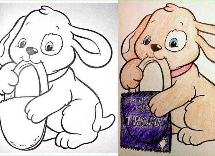 Ruin coloring #7, Download drawings