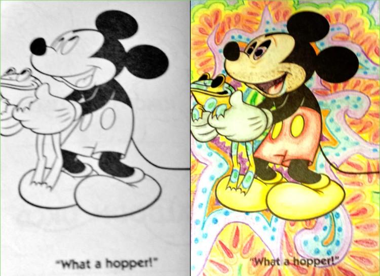 Ruin coloring #2, Download drawings
