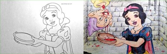 Ruin coloring #8, Download drawings
