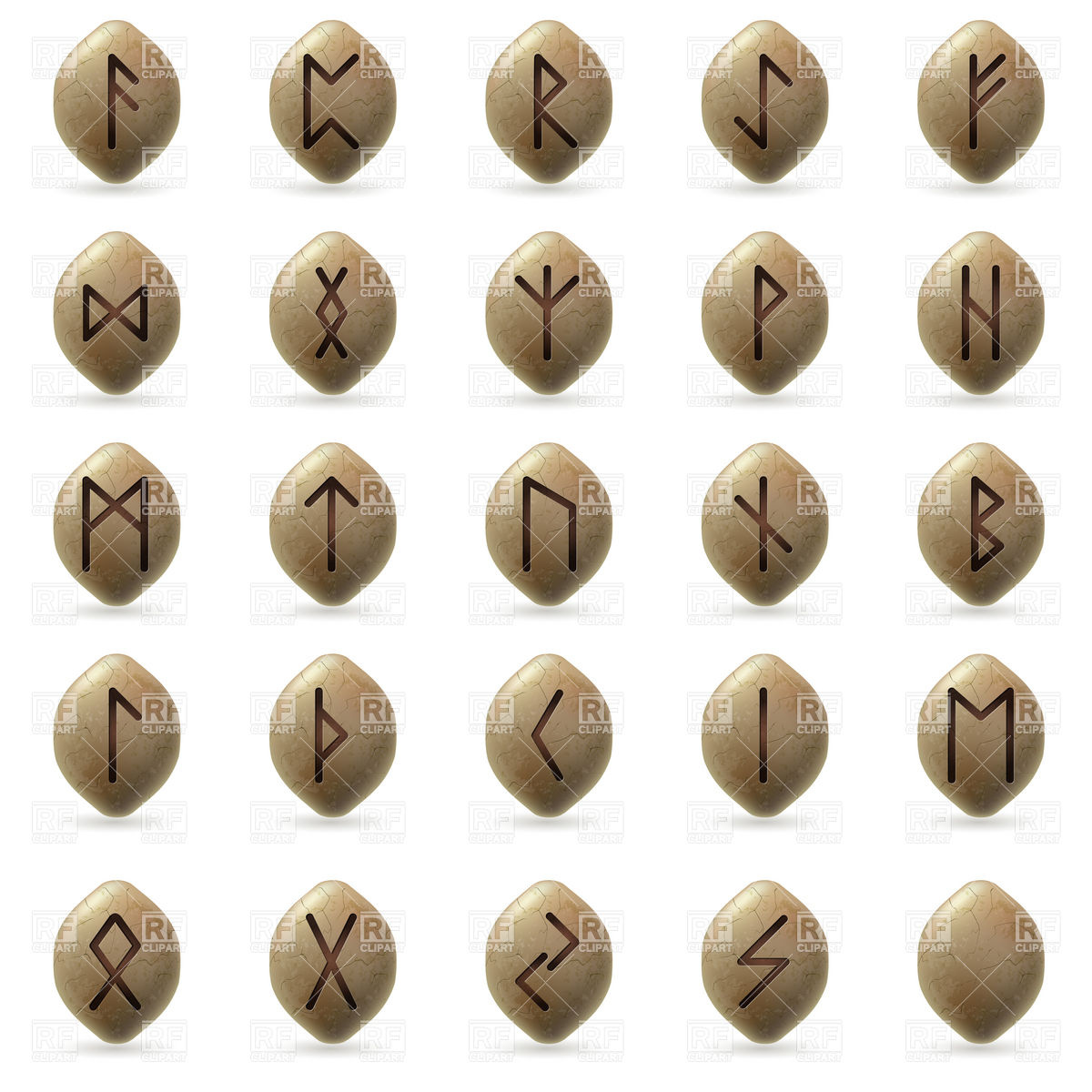 Runes clipart #4, Download drawings
