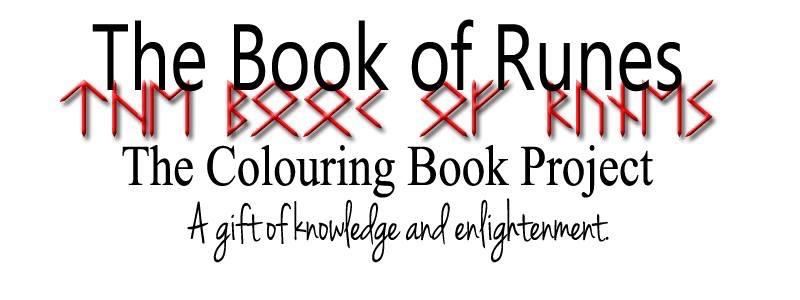 Runes coloring #17, Download drawings
