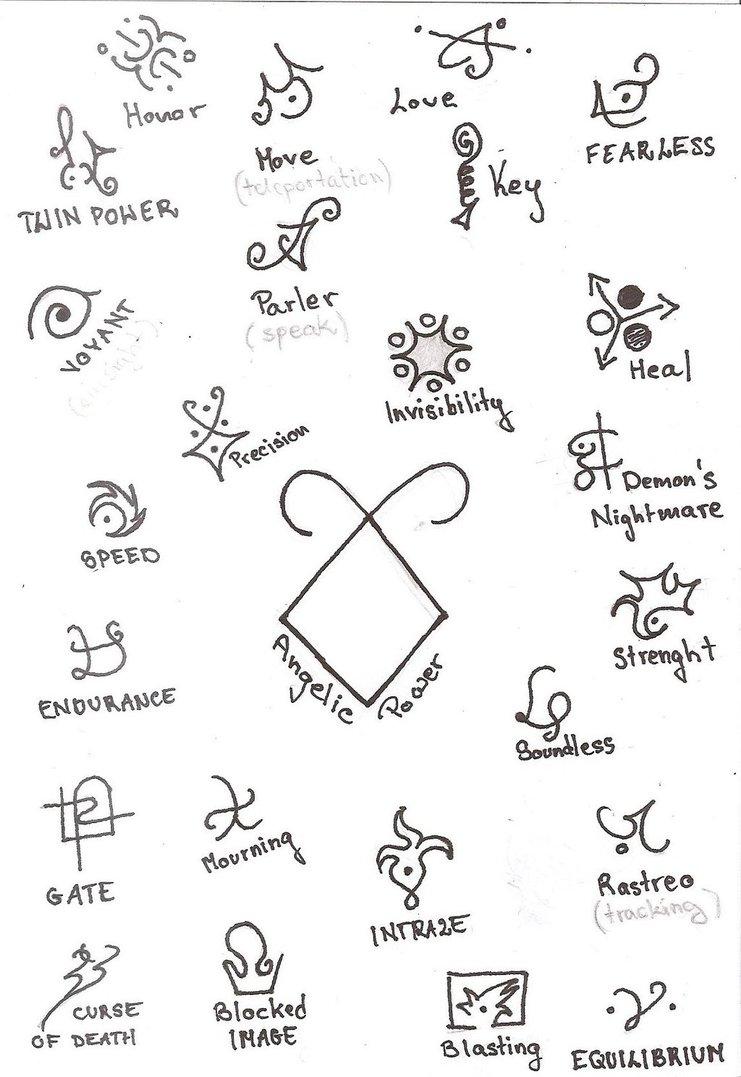 Runes coloring #12, Download drawings