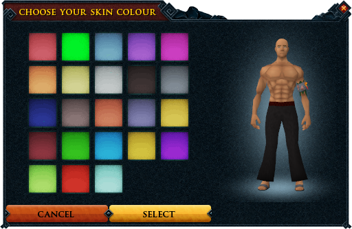 Runescape coloring #6, Download drawings