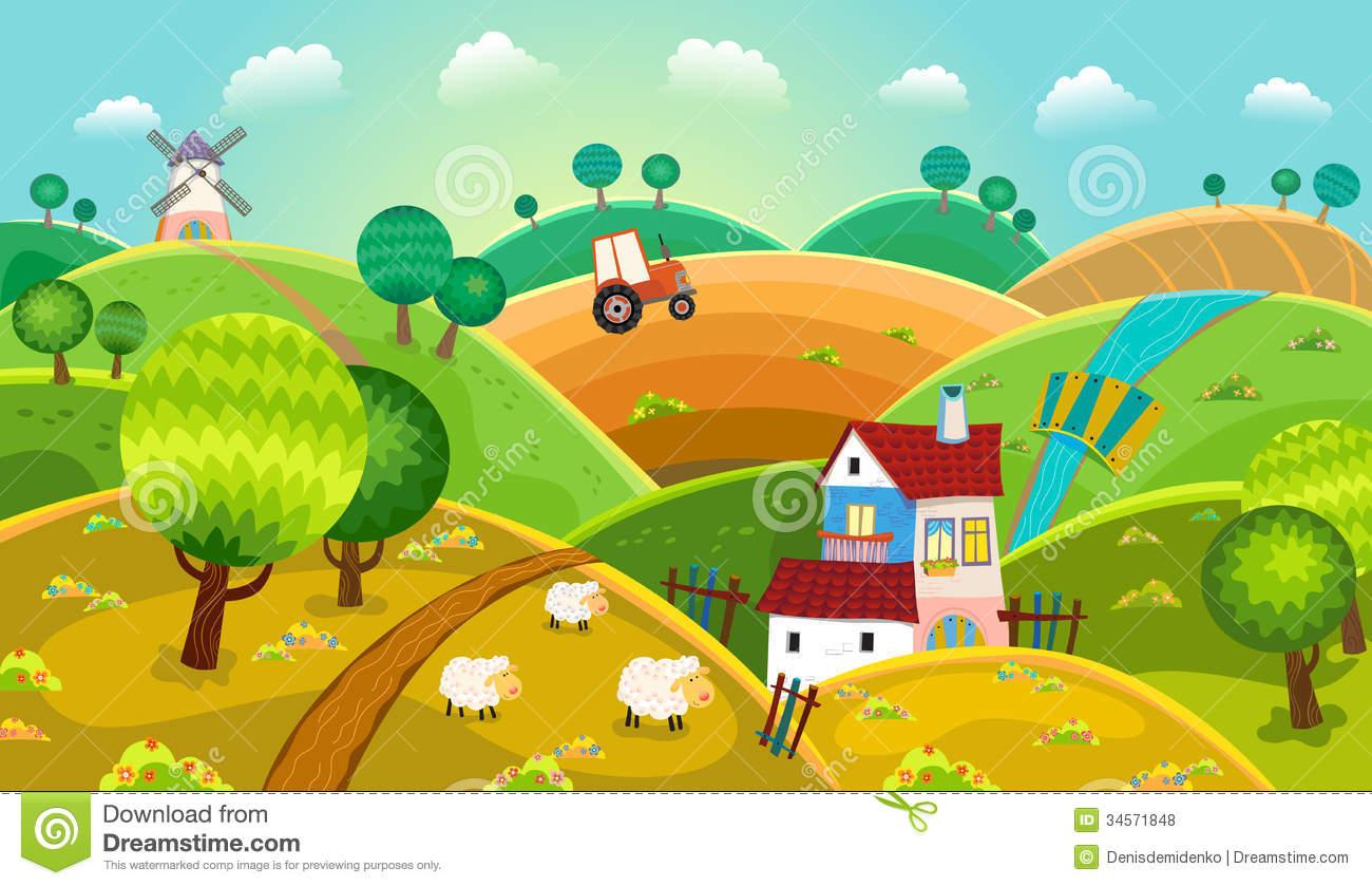 Rural clipart #20, Download drawings