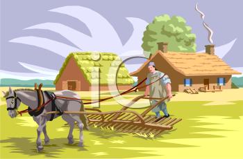 Rural clipart #3, Download drawings