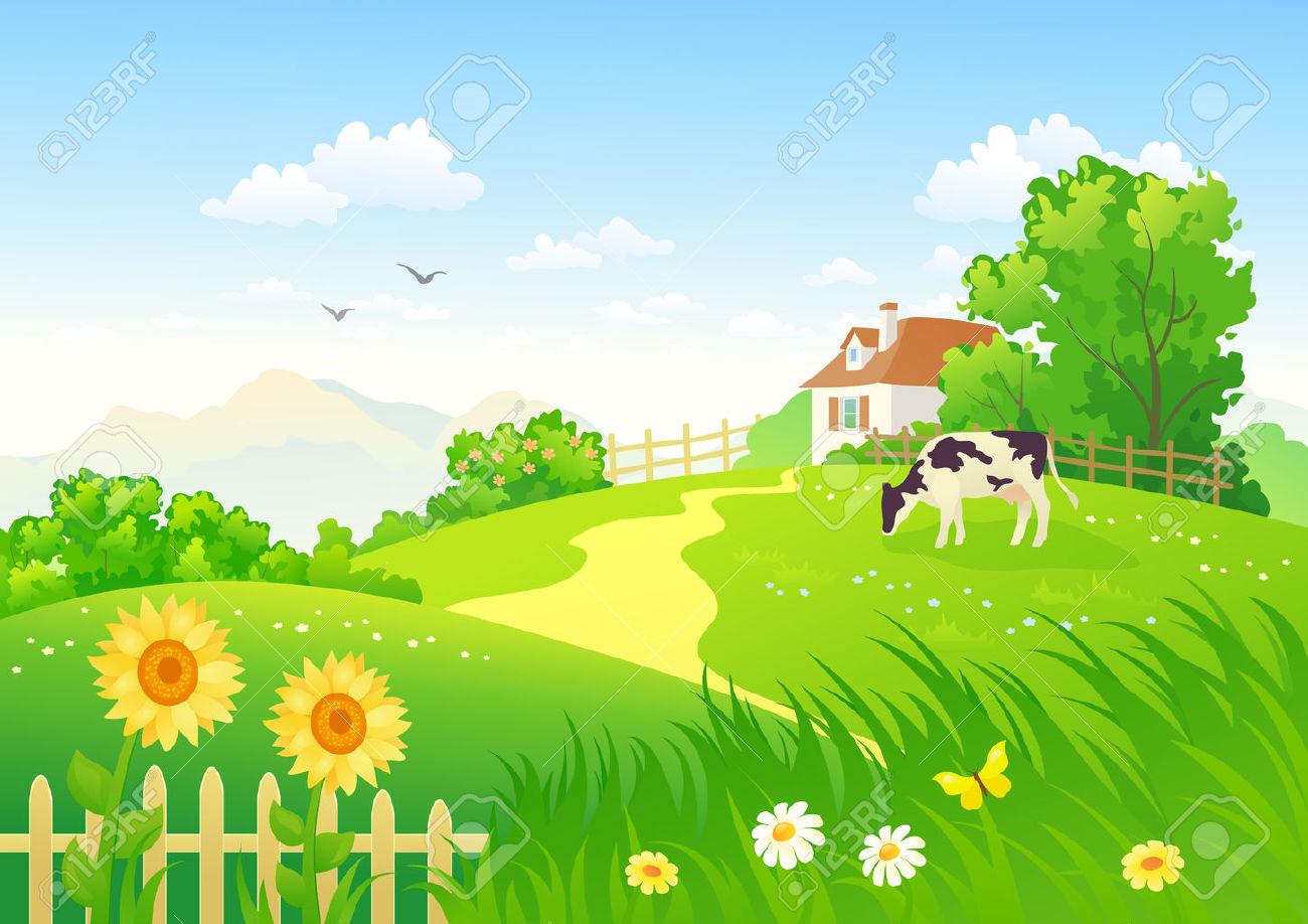 Rural clipart #6, Download drawings