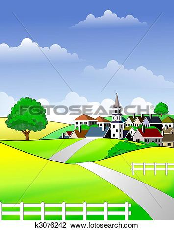 Rural clipart #2, Download drawings