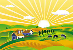 Rural clipart #19, Download drawings