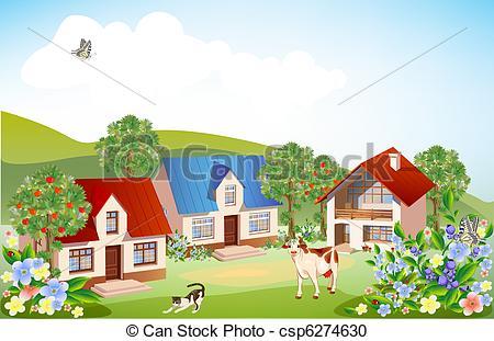 Rural clipart #17, Download drawings