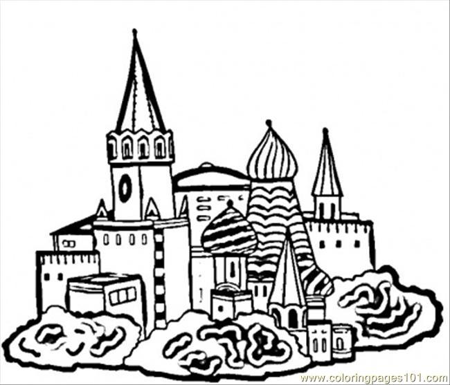 Russian coloring #12, Download drawings