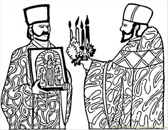 Russian coloring #16, Download drawings