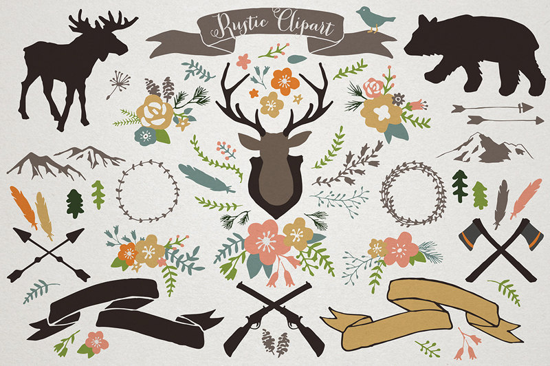 Rustic clipart #18, Download drawings
