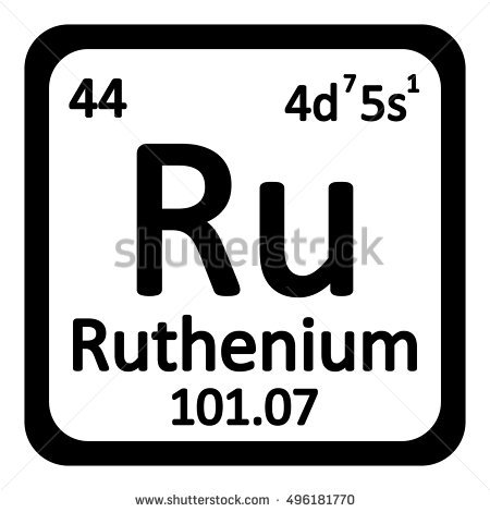 Ruthenium clipart #4, Download drawings