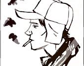 Rye coloring #12, Download drawings