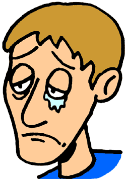 Sad clipart #10, Download drawings