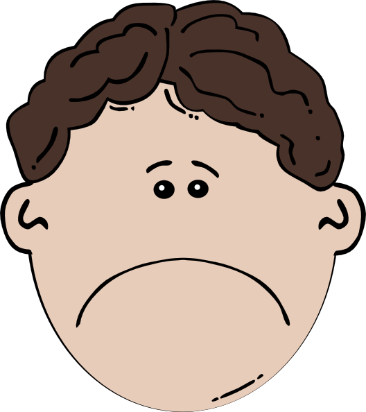 Sad clipart #14, Download drawings