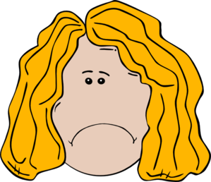 Sad clipart #5, Download drawings