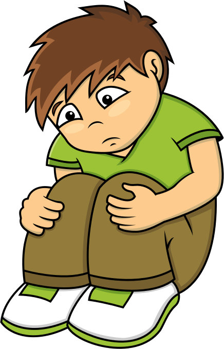 Sad clipart #3, Download drawings