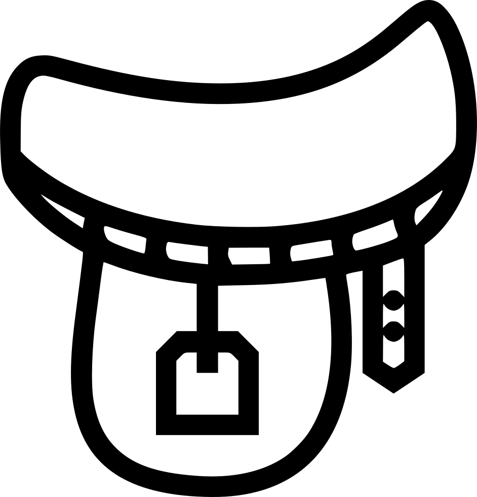 Saddle svg #2, Download drawings