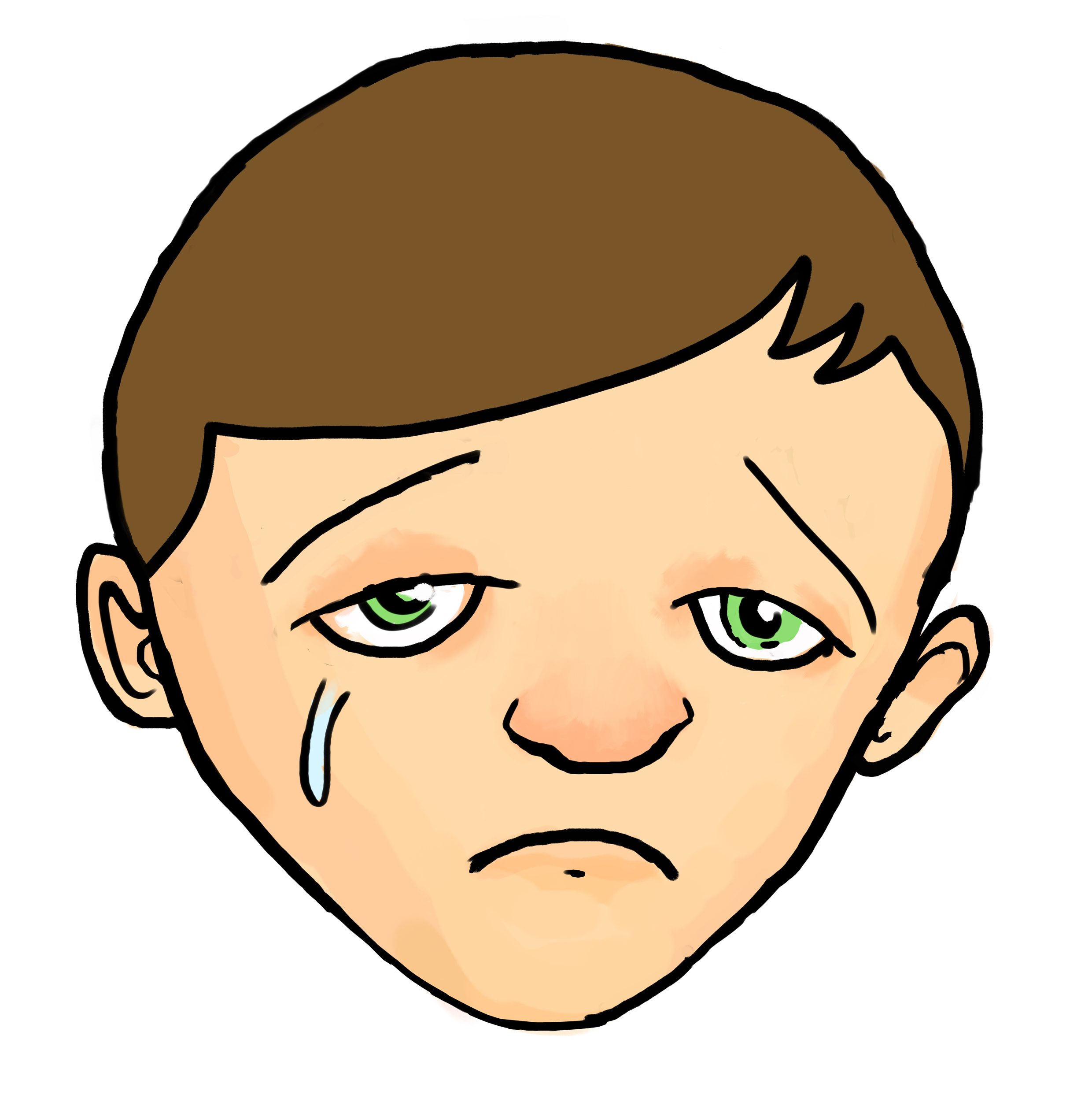 Sadness clipart #1, Download drawings