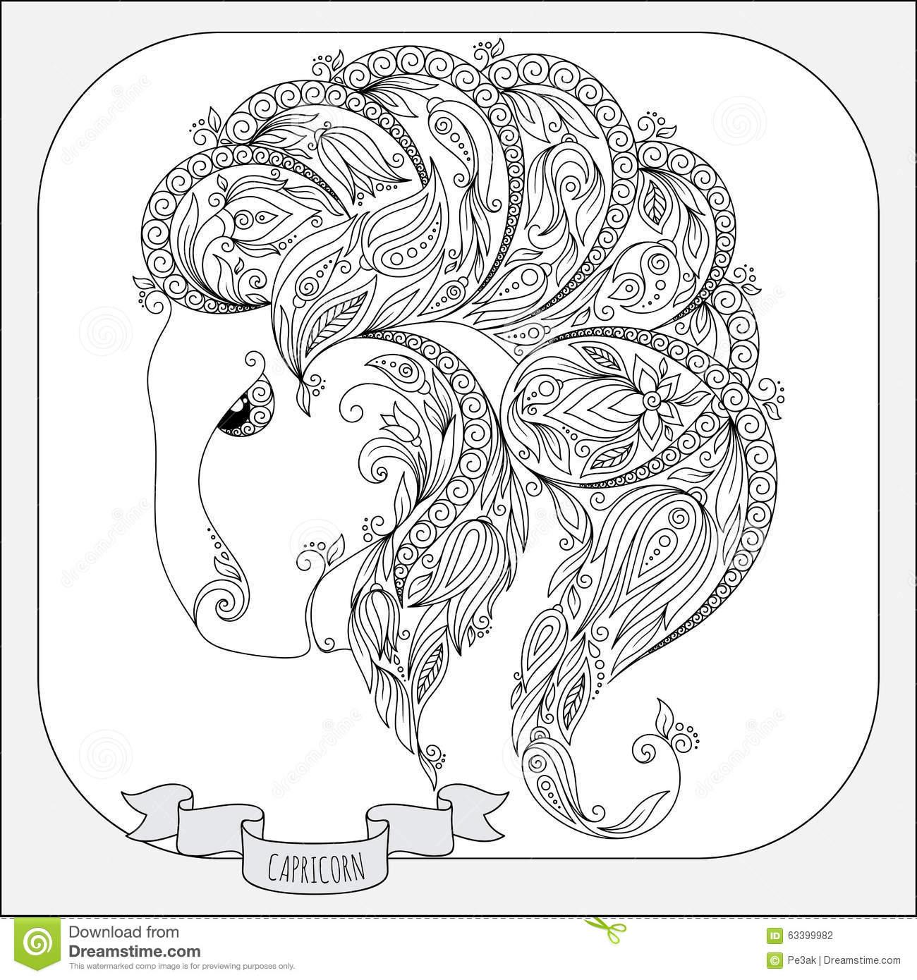 Sagittarius (Astrology) coloring #4, Download drawings