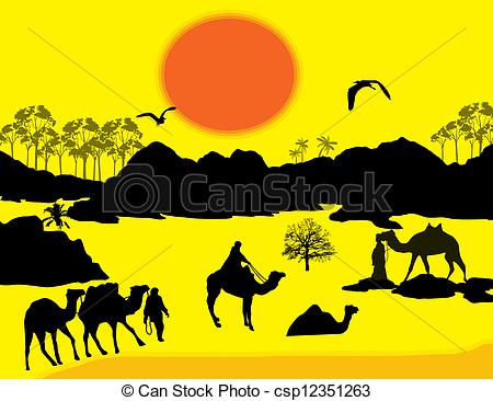 Sahara clipart #5, Download drawings