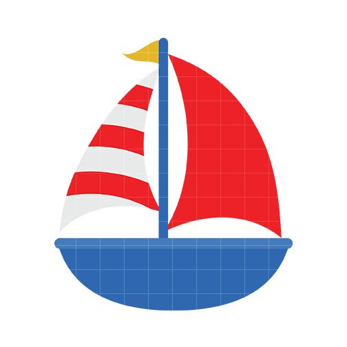 Sailboat clipart #1, Download drawings