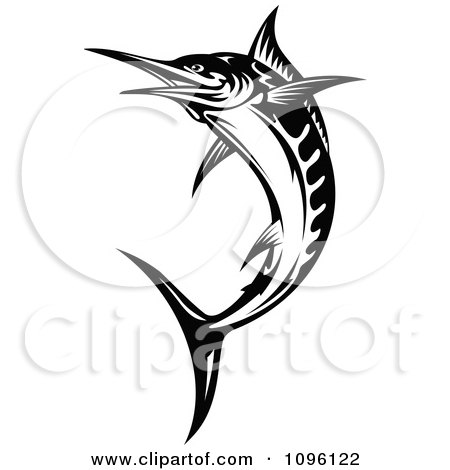 Sailfish clipart #7, Download drawings