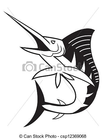 Sailfish clipart #19, Download drawings