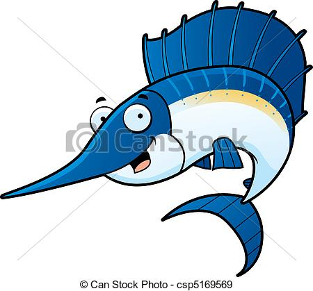 Sailfish clipart #5, Download drawings