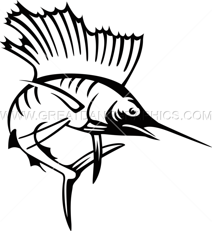 Sailfish svg #12, Download drawings