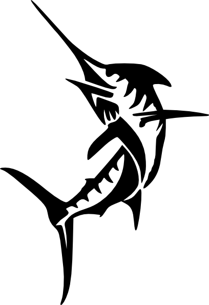 Sailfish svg #18, Download drawings