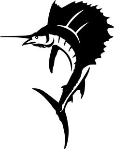 Sailfish svg #13, Download drawings