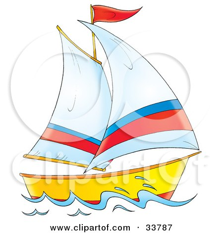 Sails clipart #5, Download drawings