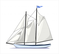 Sails clipart #7, Download drawings