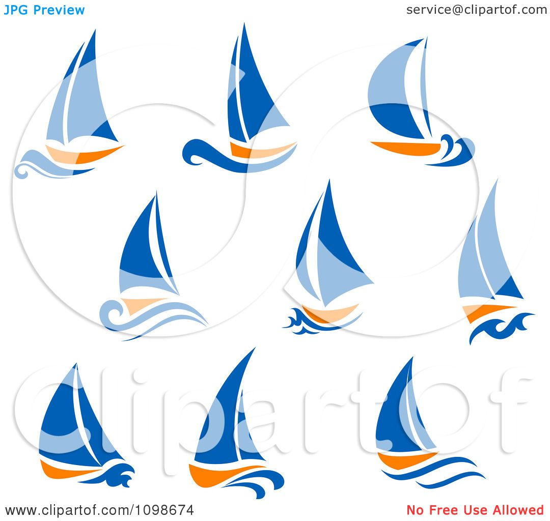 Sails clipart #3, Download drawings