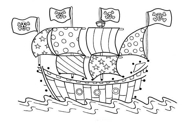 Sails coloring #4, Download drawings