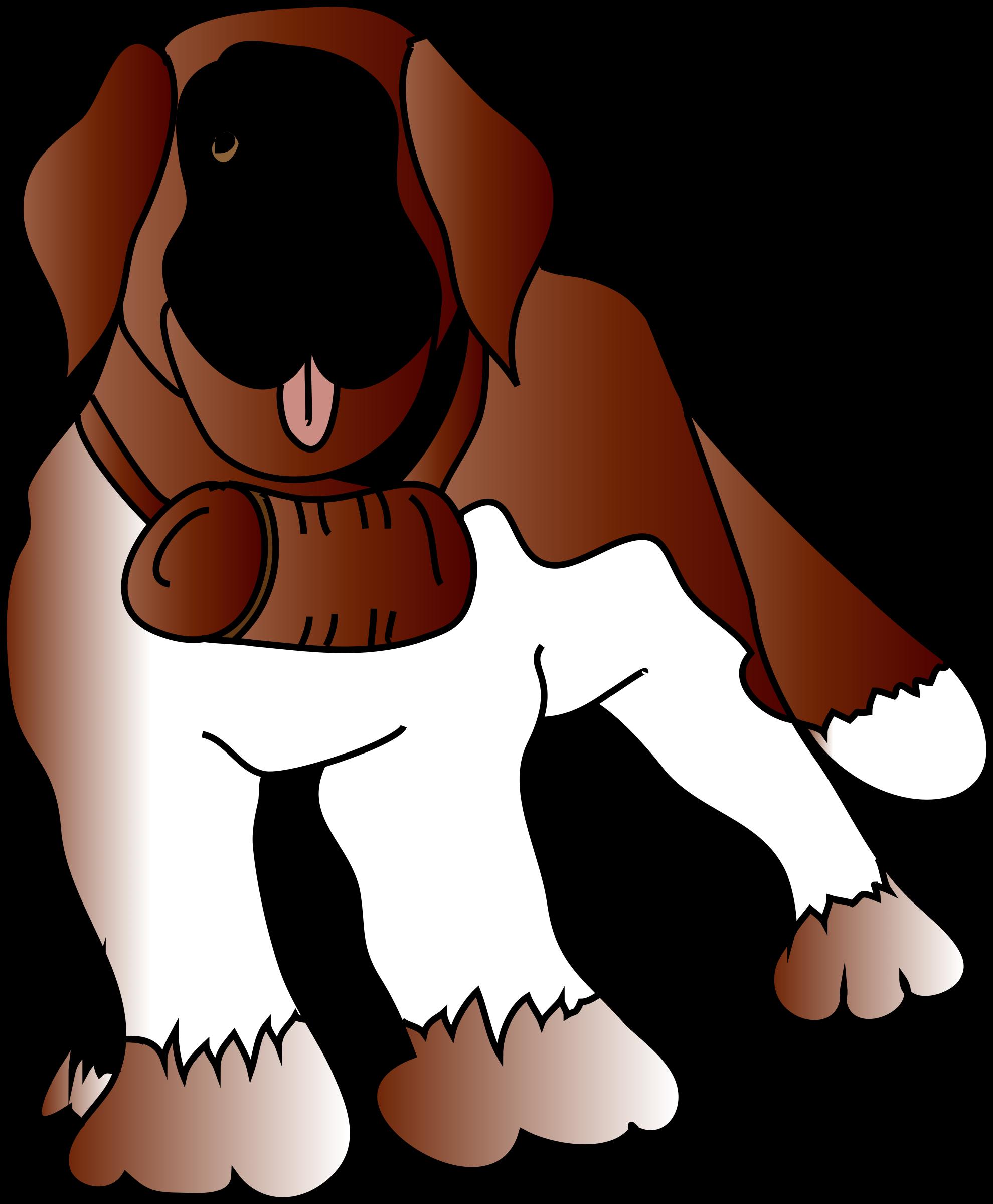 Saint Bernard svg #1, Download drawings