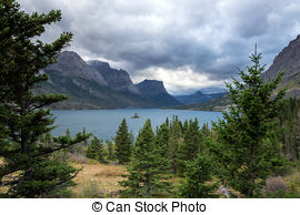 Saint Mary Lake clipart #12, Download drawings