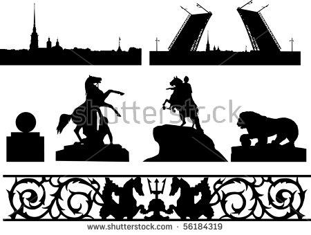 Saint Petersburg clipart #9, Download drawings