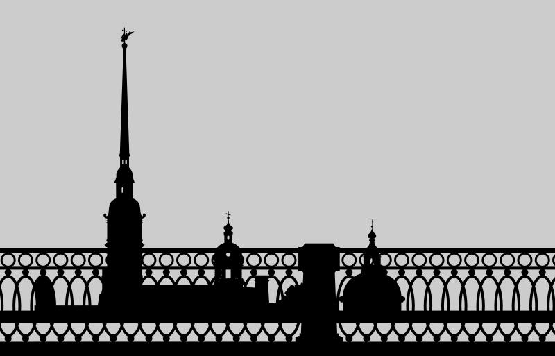 Saint Petersburg clipart #11, Download drawings