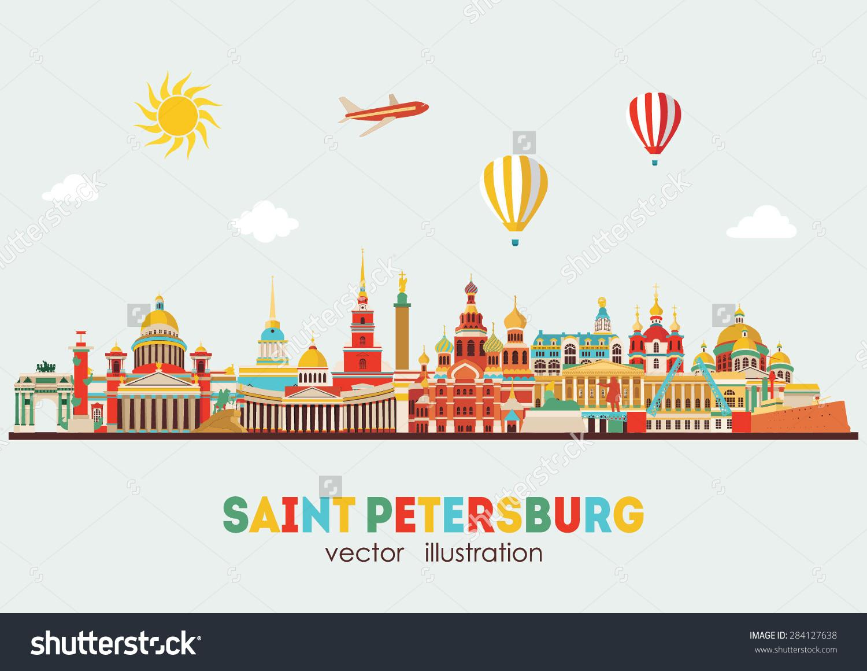 Saint Petersburg clipart #15, Download drawings
