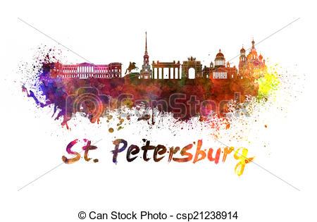 Saint Petersburg clipart #20, Download drawings